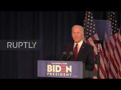 USA: Biden tears into Trump's 'dangerously incompetent' handling of Iran crisis