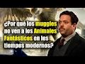 Download Lagu ¿Por qué los muggles no ven a los Animales Fantásticos?  (Harry Potter) (Fantastic Beasts) Mp3 Free
