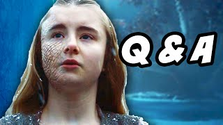Game Of Thrones Season 5 Episode 9 Q&A - Dance of The Dragons