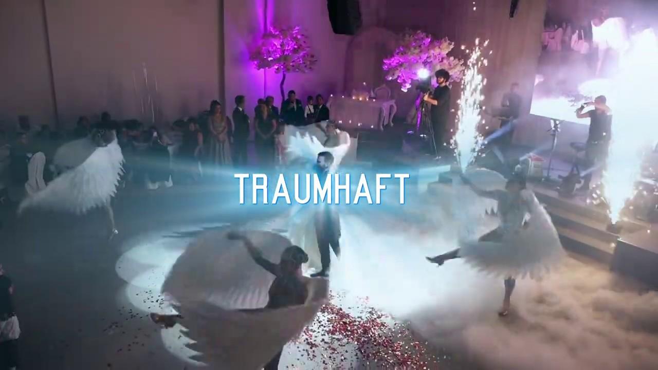 Der perfekte Hochzeitstanz - traumhaft, romantisch, märchenhaft!