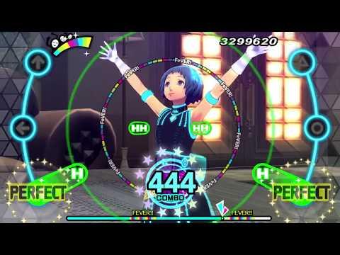 Persona 3: Dancing Moon Night - Time (ATLUS Kitajoh Remix) - ALL NIGHT/KING CRAZY