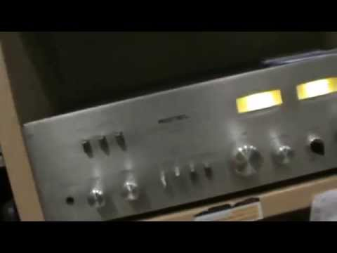 ROTEL RA-413 INTEGRATED STEREO AMPLIFIER WITHOUT S-40W ...