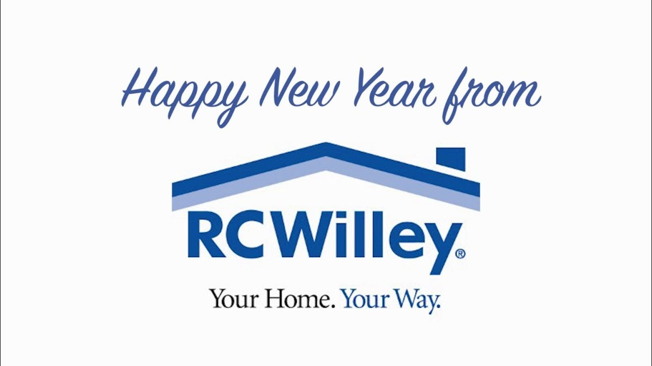 Happy New Year From RC Willey