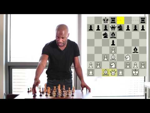 Chess openings - French Exchange