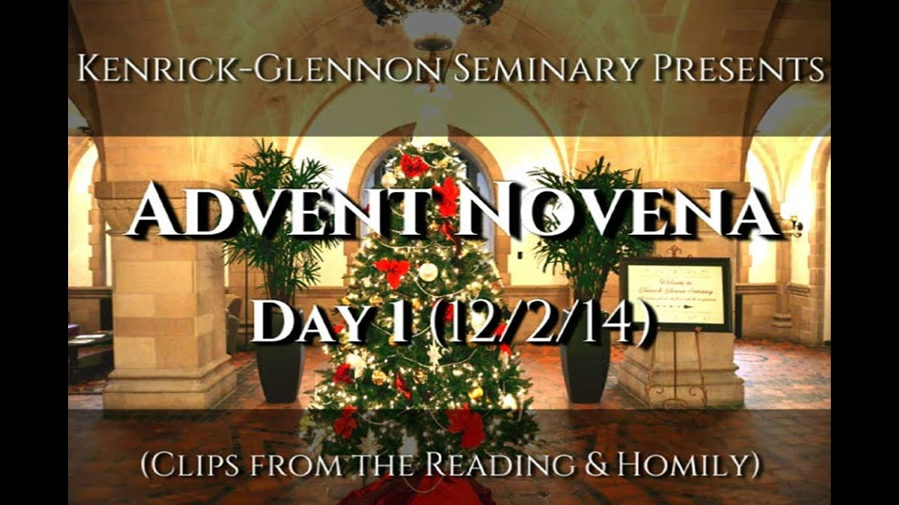 advent novena 2014 day 8 reading homily only youtube. Black Bedroom Furniture Sets. Home Design Ideas