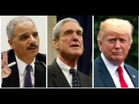 ERIC HOLDER ISSUES WARNING TO TRUMP ADMINISTRATION ABOUT MUELLER!