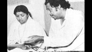 Panna ki tamanna hai-Lata and kishore