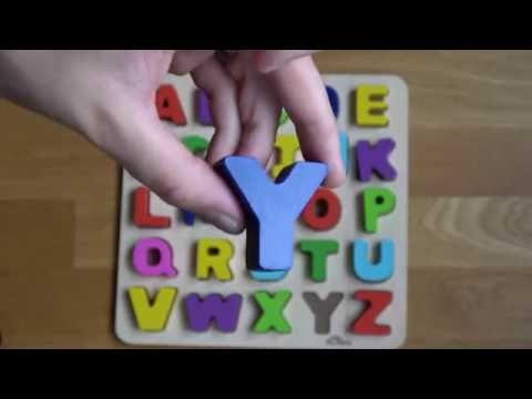 Learning the alphabet ABC for Kids in Swiss German