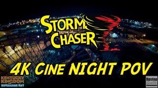 storm chaser rmc 4k cine night pov kentucky kingdom