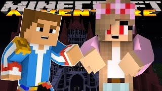 Minecraft - Little Donny Adventures - EVIL LITTLE KELLY COMES TO MY PALACE