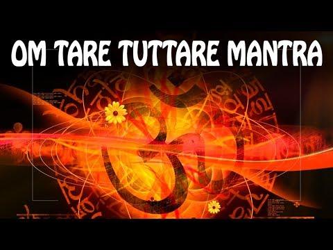 WISH FULFILLMENT Mantra - OM TARE TUTTARE - WISHES COME TRUE ॐ TARA Mantra Meditation Music PM 2018
