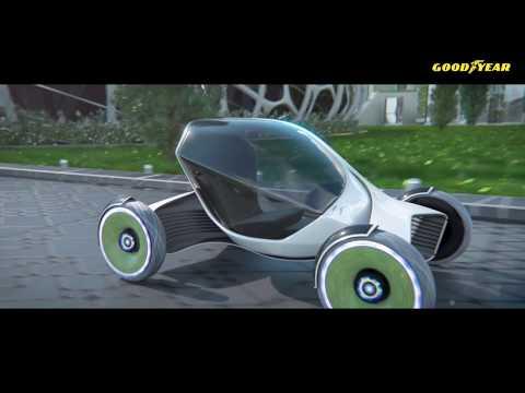 Goodyear Oxygene - Geneve International Motor Show 2018 Concept