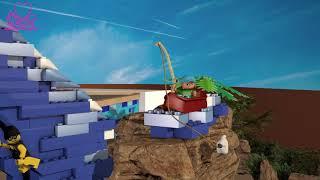 Portale Ingresso Legoland Waterpark Gardaland 2020
