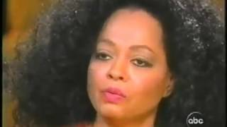 "Diana Ross and Mary Wilson ""The Chosen One"" (Talks To) Barbara Walters (The Supreme Controversy)"