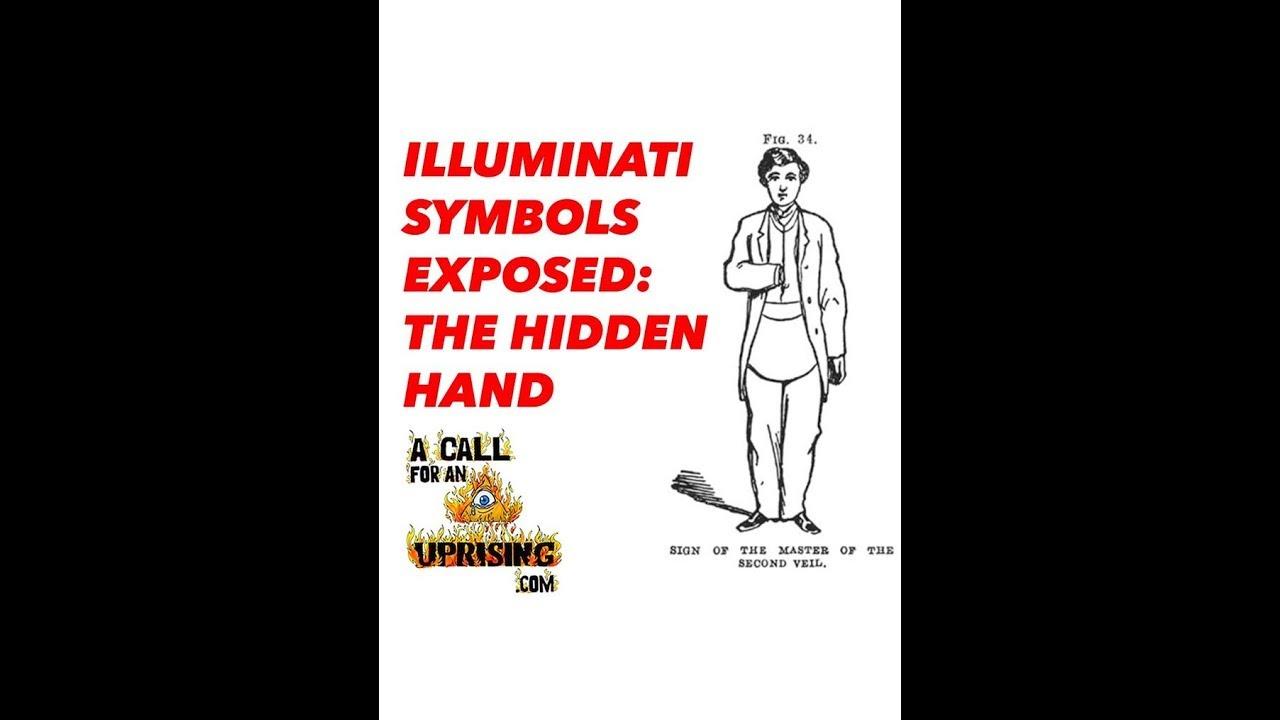 Illuminati Symbols Exposed The Hidden Hand Youtube