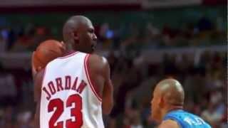 Легенда NBA-Michael Jordan