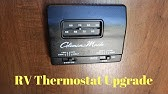 How to Operate Your Coleman Mach Thermostat - by Paul
