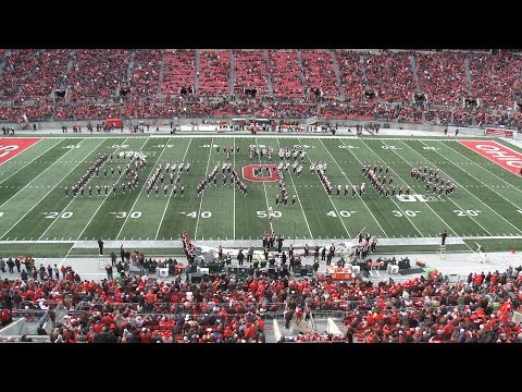 The Ohio State Marching Band : Sgt. Pepper Turns 50