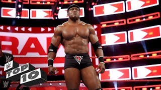 Bobby Lashley's dominant moments: WWE Top 10, April 14, 2018