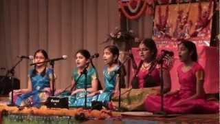 Rama Bhakthi - Sudha Bangala Ragam - Adi Talam