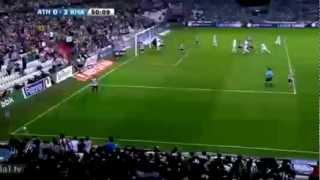 Cristiano Ronaldo 3-0 Real Madrid vs. Atletico Bilbao HD