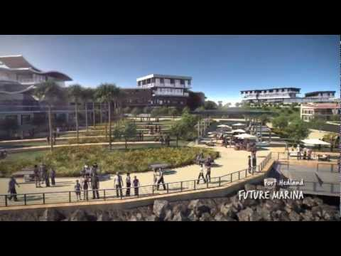 Port Hedland and South Hedland Developments