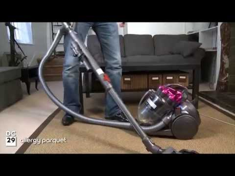 how to clean dyson dc29