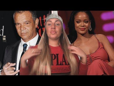 Rihanna Beperelte Az Apjàt