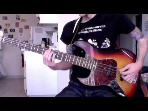 Sloan - Coax Me (bass cover) mp3