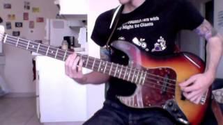 Sloan - Coax Me (bass cover)