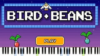 Bird & Beans - Pyoro's Theme 1 (DSi) - by alexsteb [Piano Tutorial] // Synthesia