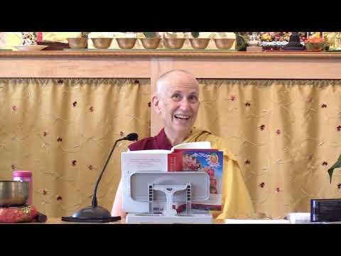 07 Samsara, Nirvana, and Buddha Nature: The Attributes of the Four Truths 04-12-21
