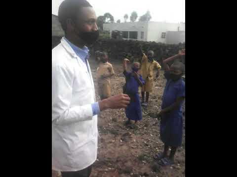 Download Abana bateye intambwe mukwirinda icyorezo