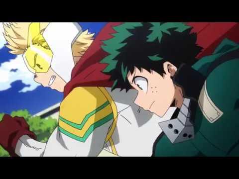 Boku No Hero Academia season 4 Overhaul Arc Trailer - YouTube