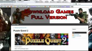 How To Download PC Game   YouTube