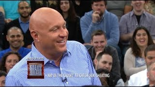 Craziest Ways To Catch A Cheater (The Steve Wilkos Show)