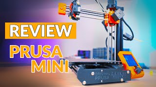The next 'BIG' thing: Prusa Mini review!
