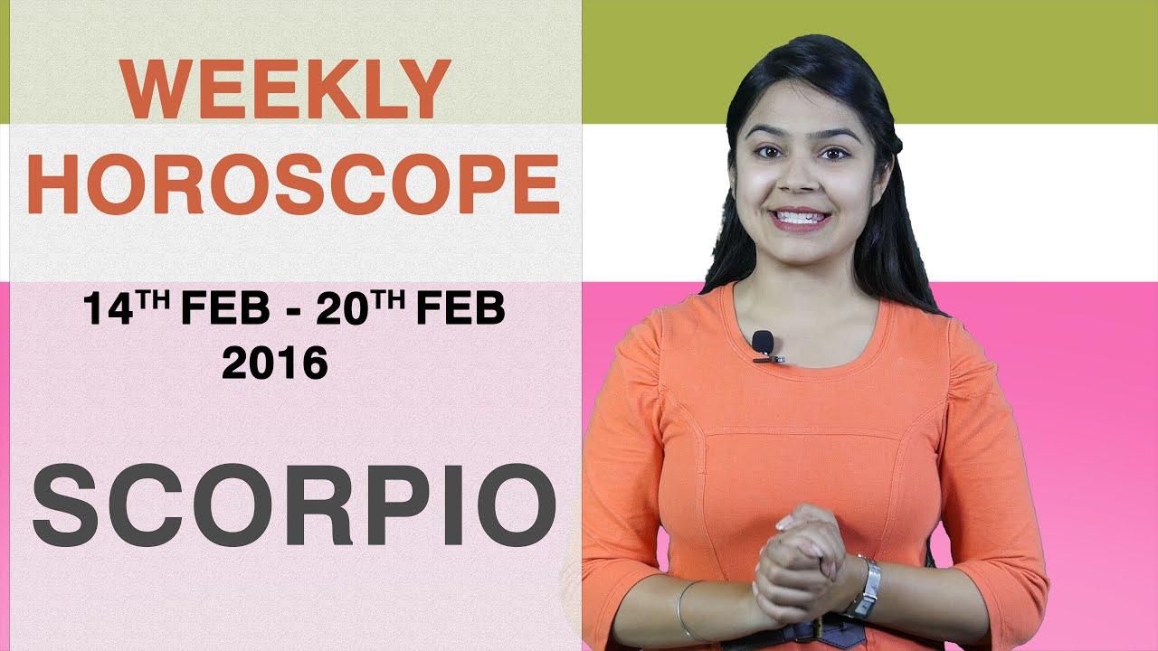 251ef5fcb Scorpio Weekly Horoscope Prediction - jakubzidek.cz
