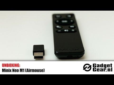 Unboxing: Minix Neo M1