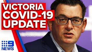 Coronavirus: Victoria records 127 new COVID-19 cases, border closure with NSW | 9 News Australia