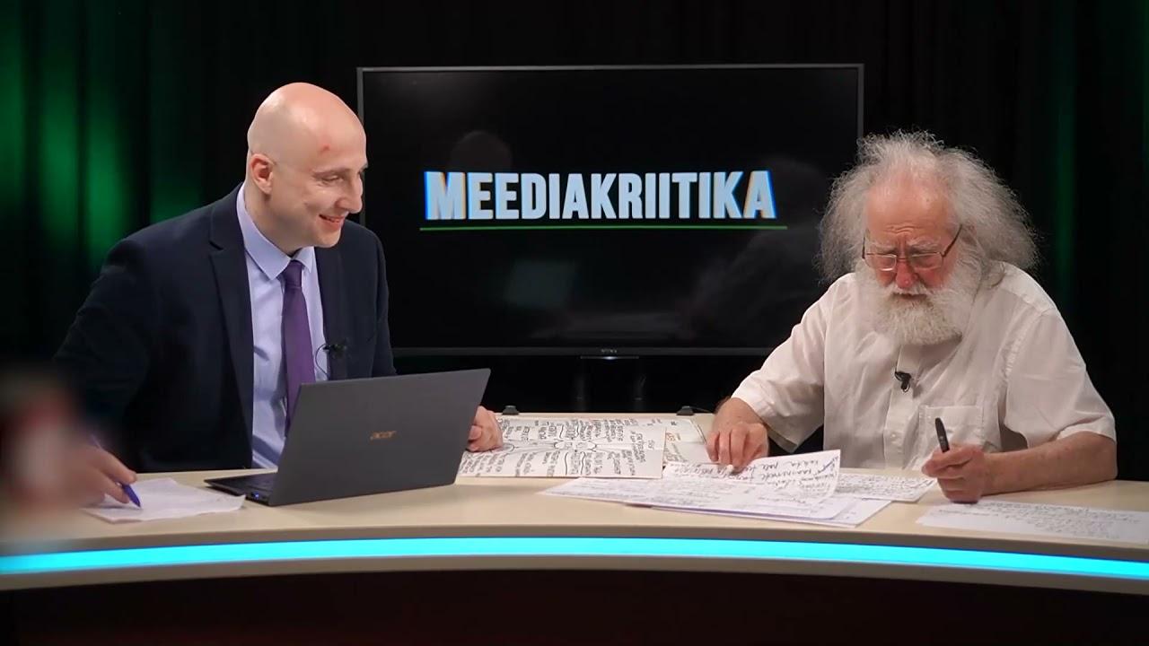 Meediakriitika: Ülo Vooglaid negatiivsetest tendentsidest Eesti ajakirjanduses