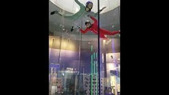 INDOOR SKYDIVING! Jacksonville Florida! I Fly