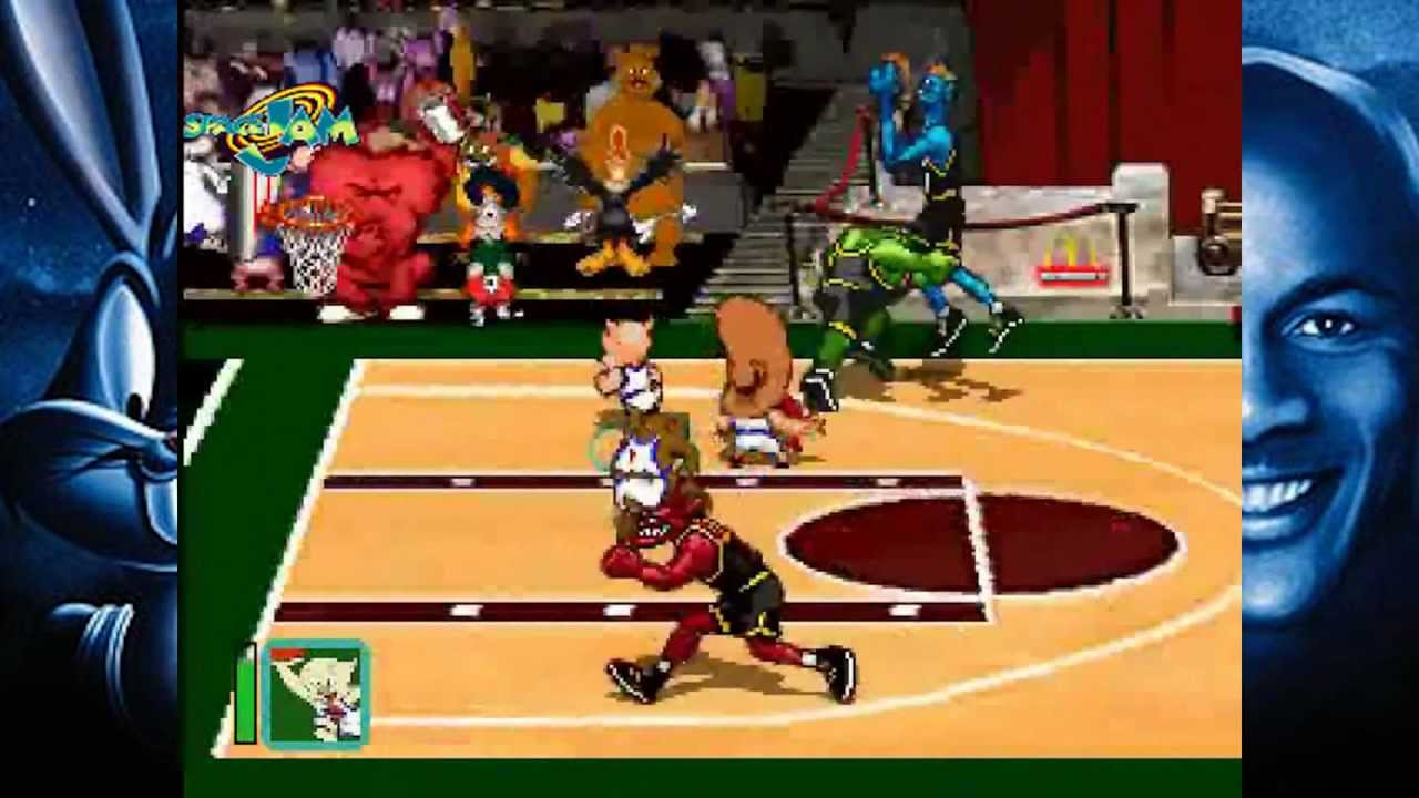 b9bb1c4e6ac0 Let s Play PSX again   Looney Tunes Space Jam part 1 - YouTube