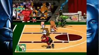 Let's Play PSX again : Looney Tunes Space Jam part 1