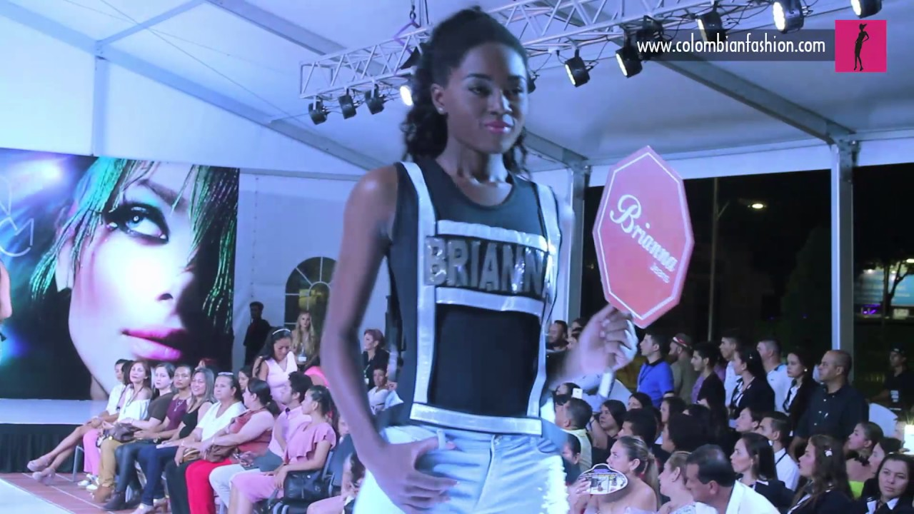 Pasarela MASHAI Cúcuta Moda 2017