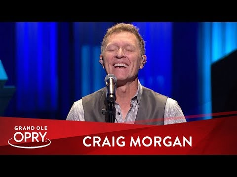 """Craig Morgan - """"The Father, My Son and The Holy Ghost"""" 