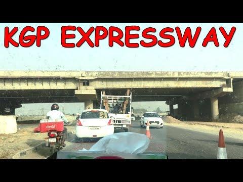 KGP Expressway Current Status | Kundli Ghaziabad Palwal Expressway | Eastern Peripheral Expressway