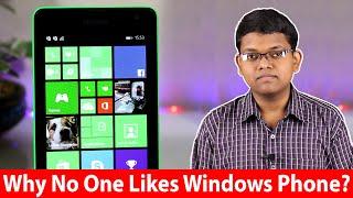 Why Windows Phone Fails?
