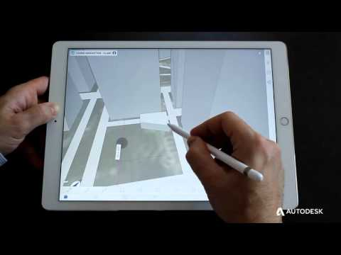 FormIt 360 for iPad Pro and Apple Pencil