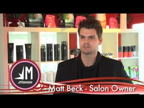 Matt Beck and His Staff of Salon Gratitude Speak Millennium Software and Why It's So Powerful